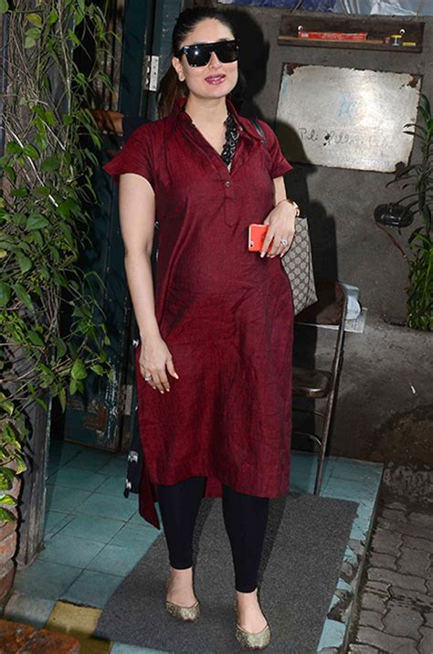 kareena kapoor khans  maternity  vogue india