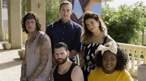 tattoo fixers dublin new tattoo fixers star describes his creepy first cover