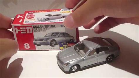 Tomica No 8 Nissan Skyline 絕版 tomica no 8 nissan skyline