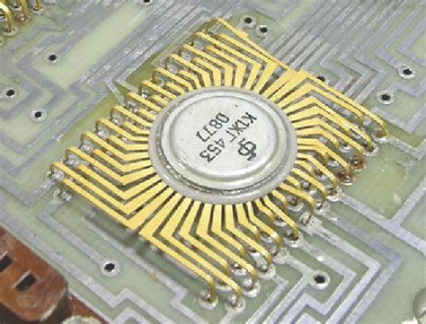 integrated circuits are devices made up of only resistors why are microchips made of silicon how it works magazine