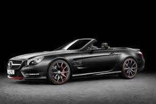 Sl 550 Mercedes Mercedes Honors 1955 Mille Miglia Win With Special Sl