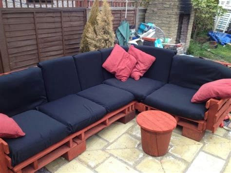 Made To Order Bench Cushions Top 30 Diy Pallet Sofa Ideas 101 Pallets