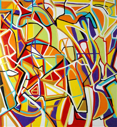 What Is Abstract Painting Abstract Painting By Marten Jansen