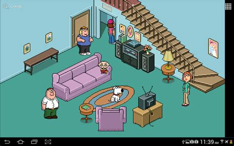 family guy living room 100 top apps for family guy android appcrawlr