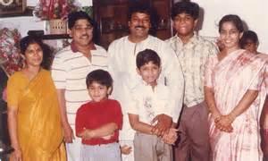 allu arjun and family childhood pictures allu arjun childhood photos