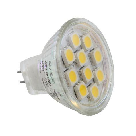 led leuchtmittel 12v mr11 le licht spot mit 5050 10 smd led warmwei 223 12v