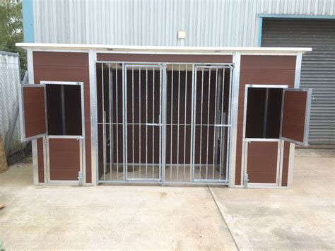 best kennel plastic kennels and runs