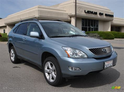 lexus rx 350 blue 2008 breakwater blue metallic lexus rx 350 awd 31851484