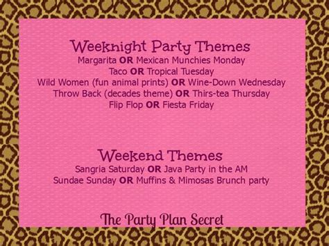 themed jamberry party ideas theme parties party themes and parties on pinterest