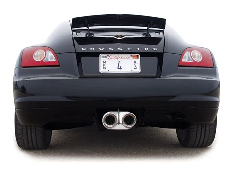 Chrysler Crossfire Exhaust by Crossfire Exhaust System Performance Cat Back