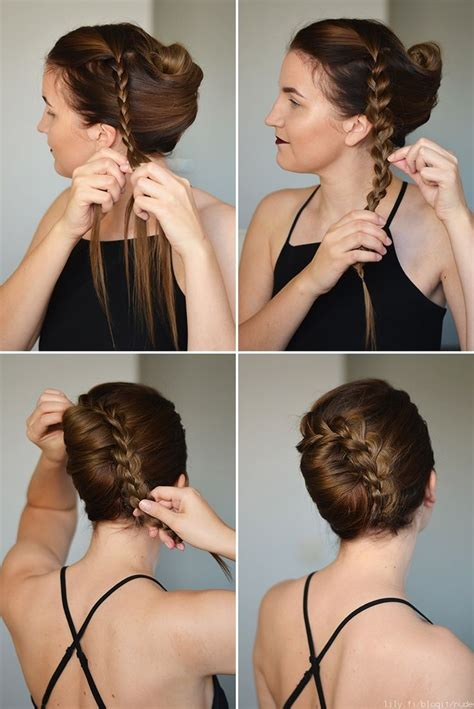 Hairstyles How Do I Look Tool by Roll Updo 57 With Roll Updo Hairstyles Ideas