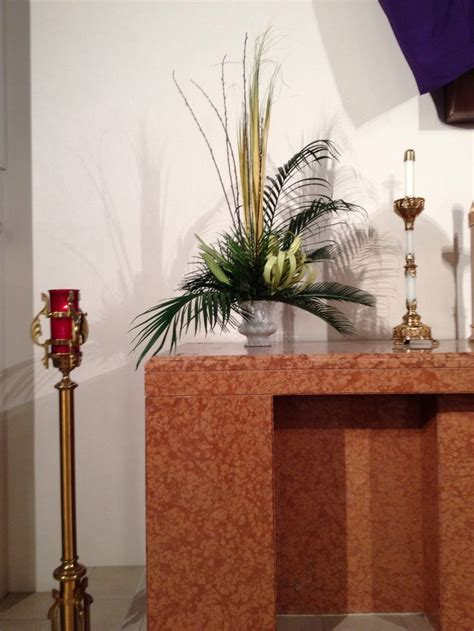 Palm Sunday Decorations Church by 87 Best Images About Church Decorations On
