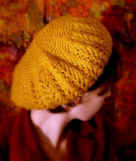 beret knitting pattern easy free free beret hat patterns 1000 free patterns