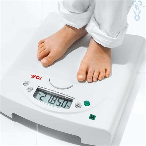 seca 384 electronic baby scale