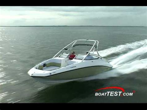 scarab boats vs chaparral 2012 2011 sea doo 210 sp sport boat jet boat review