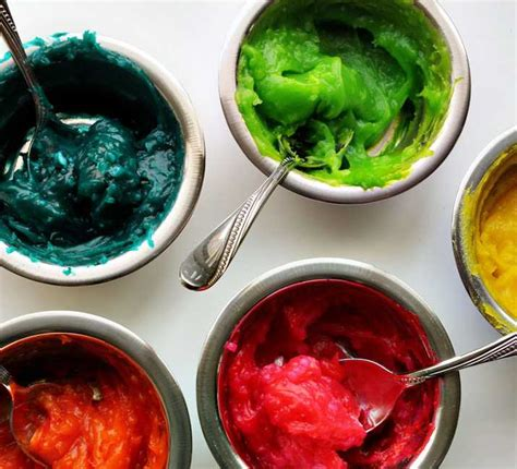 edible paint india bored of try these five family projects