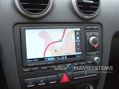 Navigation Plus Audi by Audi Navigation Plus Rns E Dvd Chrome 8p0035192s Audi