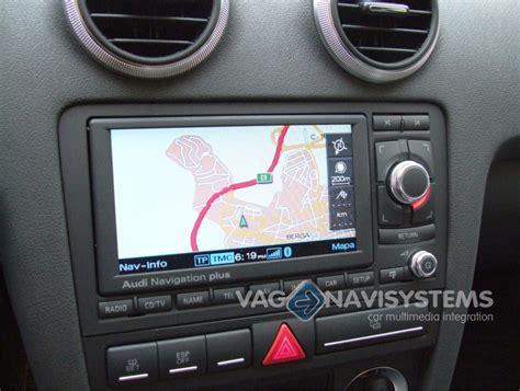 Audi Navigation Plus Dvd by Audi Navigation Plus Rns E Dvd Chrome 8p0035192s Audi