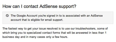 adsense support email how can you contact adsense support directly klick dev