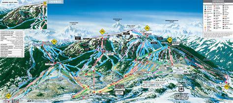 snowmass trail map a montanha neve esportes de neve turismo de neve
