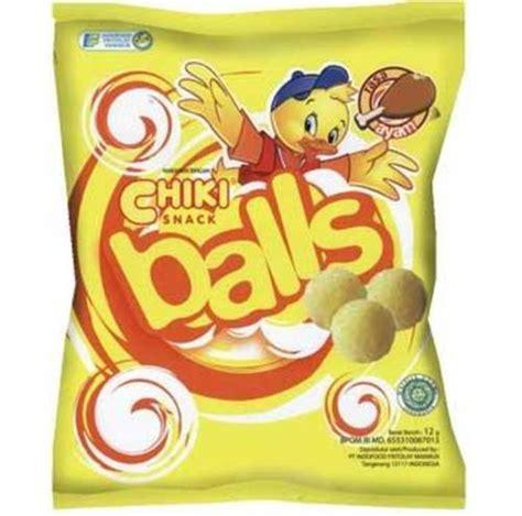 Tje Kemasan Kecil petition sediakan chiki balls dalam kemasan besar
