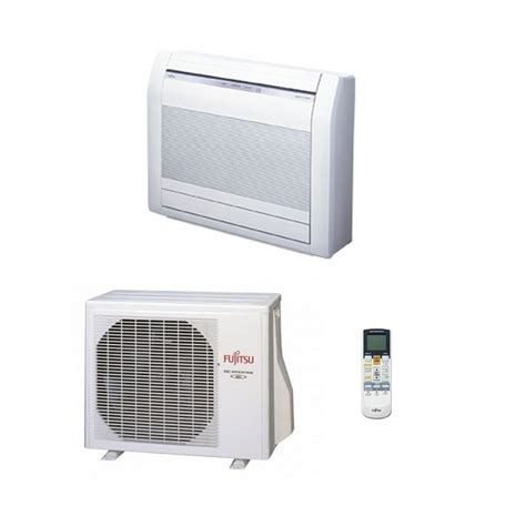 Fujitsu Floor Mounted Heat Pumps by Fujitsu Air Conditioning Agyg09lvca Floor Mounted Heat