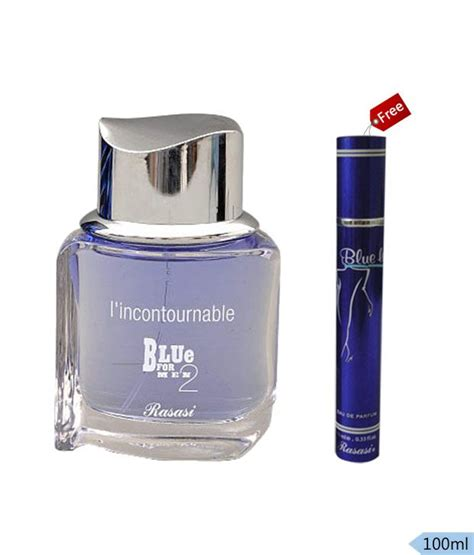 Blue For From Rasasi Edt100ml rasasi blue for 2 100ml buy at best prices in india snapdeal
