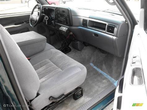 1997 dodge ram 1500 dashboard 1997 dodge ram 1500 sport extended cab 4x4 mist gray