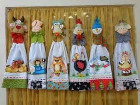 lindos adornos para la cocina toallas decoradas pinterest