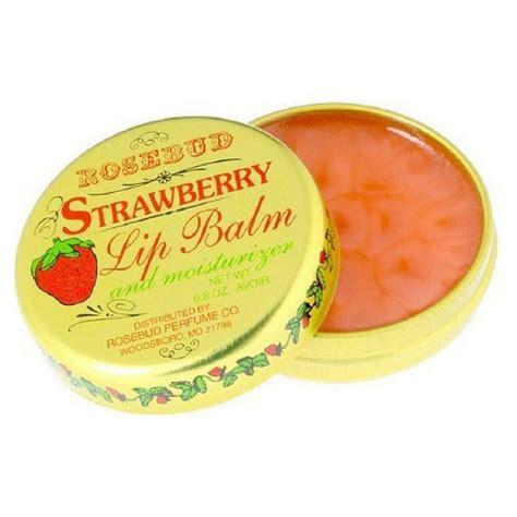Drugstore Smiths Rosebud Salve by Smith 180 S Rosebud Strawberry Lip Balm 22gr