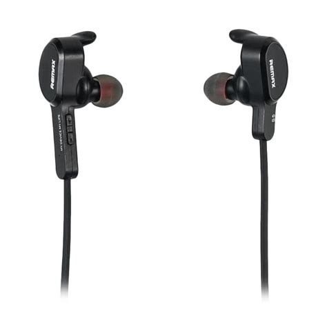 Remax Sport Bluetooth Earphone Rb S8 Baru jual remax rb s5 sports bluetooth headset hitam harga kualitas terjamin blibli