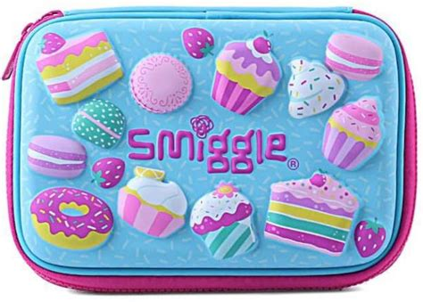 Smiggle 3 Zipper Hardtop Pencil 1 smiggle pencils the best pen of 2018