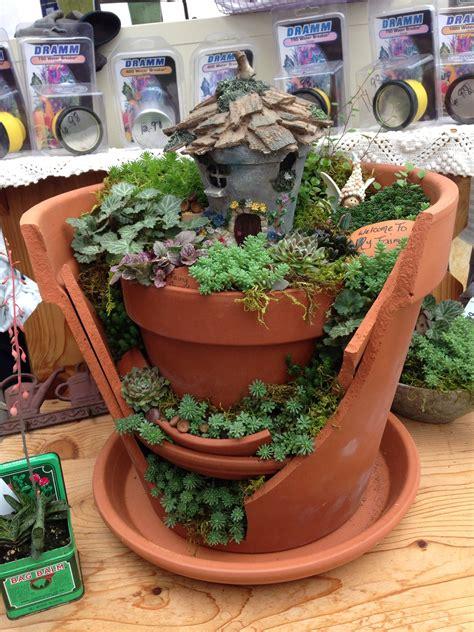 Broken Pot Garden by Garden In A Broken Pot Gardens