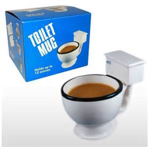 toilet mug toilet mug enjoy your most disgusting cup of coffee