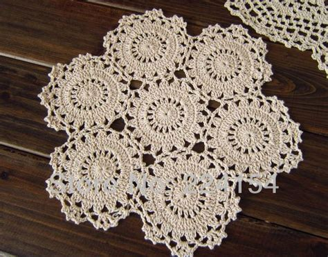 Crochet Table Mats - 17 best images about crochet table mat on cup