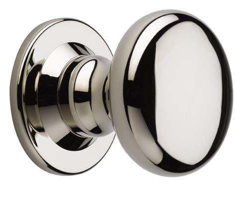 Polished Nickel Door Knobs by Door Knobs 183 Timber Windows