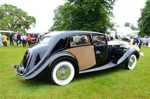 1937 Rolls Royce Phantom 1937 Rolls Royce Phantom Iii Park Ward Sedanca De Ville