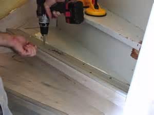 treppe mit laminat h k treppenrenovierung so wird eine treppe mit laminat