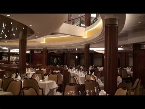Oasis Of The Seas Dining Room by