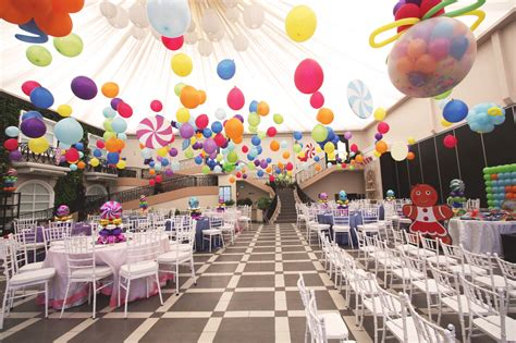 event ideas caleb s candyland birthday hanging gardens events venue