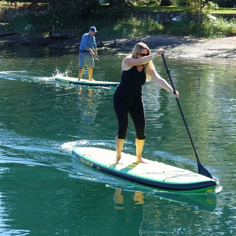 sup boat oar board 174 fitness row 12 sup standup paddle board rower