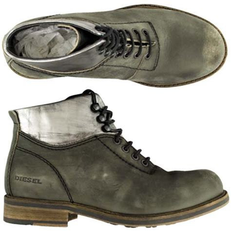 Boot Brave Original diesel boots leather ankle boots boots the brave nation