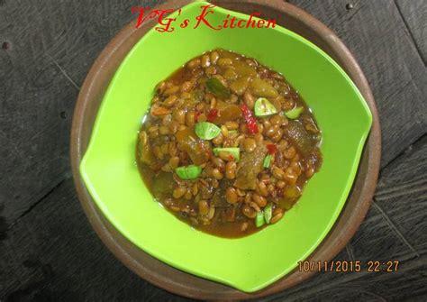 krechek sambal  cowpeas sambal goreng krecek recipe