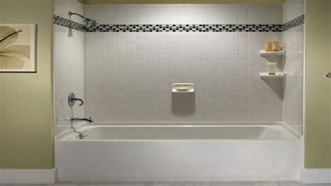 decorative bathroom tile tile bathtub surround ideas