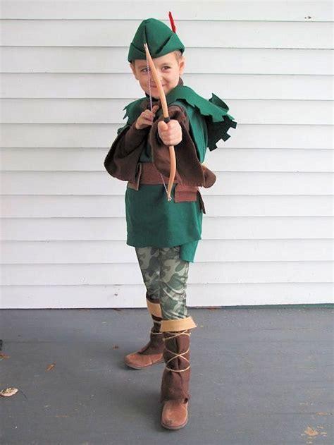 Handmade Disney Costumes - diy handmade robin and friar tuck