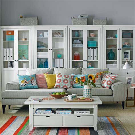 living room storage system family living room design ideas that will keep everyone happy
