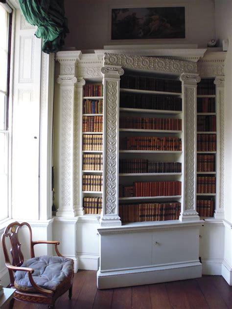 How To Build A Secret Bookshelf Door Hidden Places And Secret Spaces Osterley Conservation