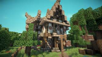minecraft altes haus house 2 downloadlink minecraft project