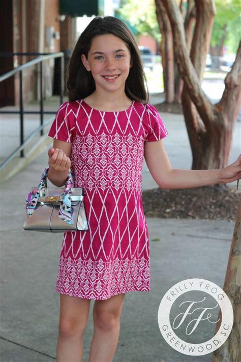 Termurah Mini Dress Dresskat perfecta dress pink from the frilly frog tween mini me pink