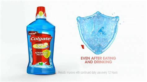 colgate total adavanced mouthwash tv commercial beach colgate total adavanced mouthwash tv commercial beach